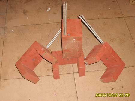 压铸机配件、U型发热砖