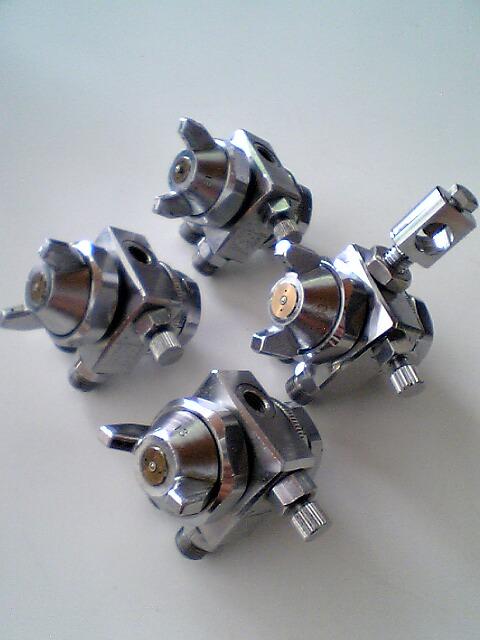 锌合金压铸机配件自动喷雾头