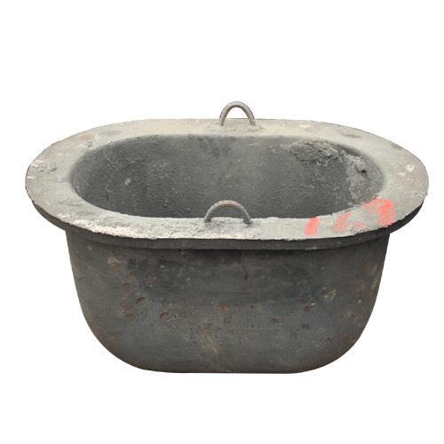 铸铁坩锅、生铁坩锅