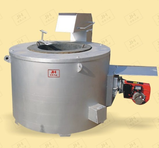 金顺隆柴油式坩埚炉