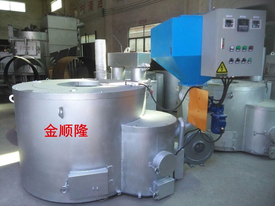 带水箱式压铸生物质颗粒炉