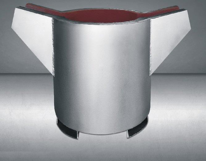 压铸熔化炉、铝液转运包