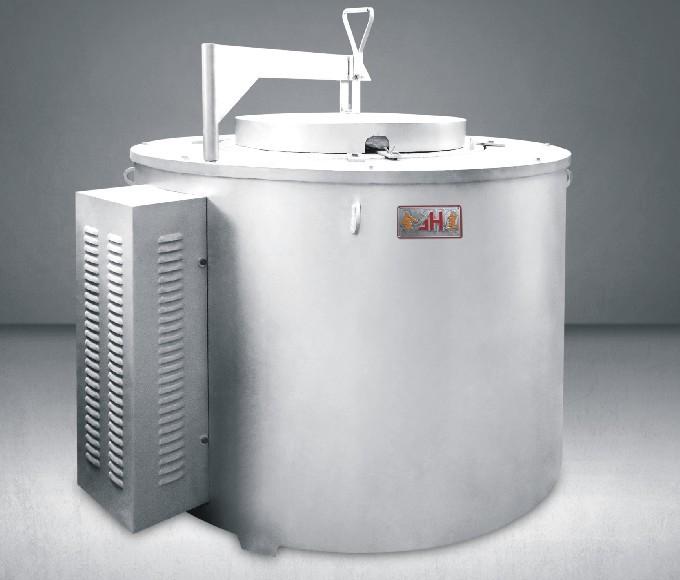 压铸保温炉、电阻坩埚炉
