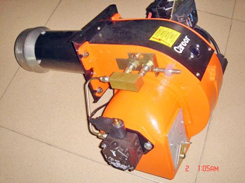 压铸工业熔炉配件燃烧机