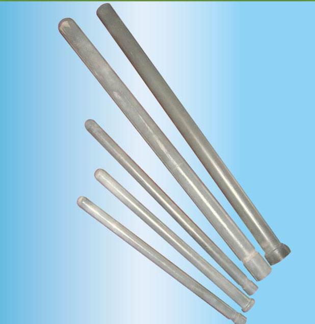 压铸工业熔化炉配件、氮化硅保护管