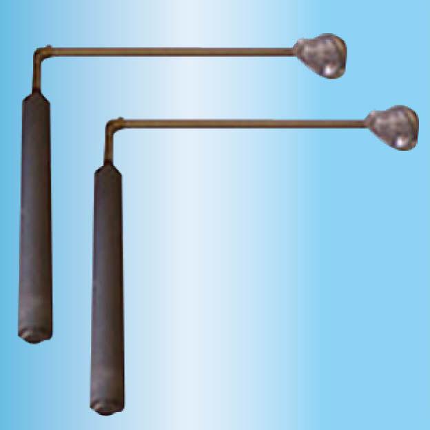 压铸工业炉配件、铝汤测温棒(德国高纯石墨)
